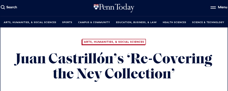 Review at PennToday